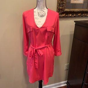 Coral Dress L